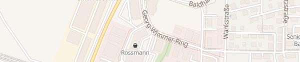 Karte Georg-Wimmer-Ring Zorneding