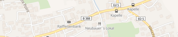 Karte Rathaus Moosinning