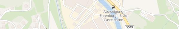 Karte Rubner Haus Kiens