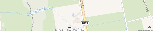 Karte Wohlfühlcamping Hell Fügen
