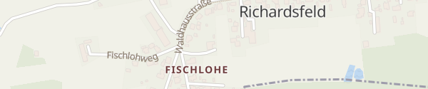 Karte Gästehaus Philipp Ferienwohnungen Mehlmeisel
