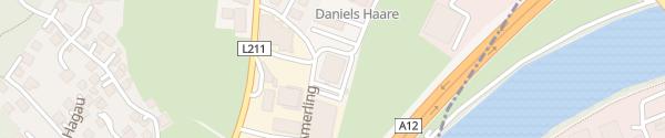 Karte Dienstleistungszentrum Kramsach