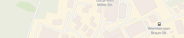Karte Grammer Solar Amberg