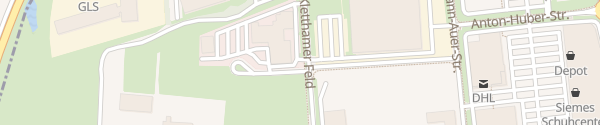 Karte Autohaus Hans Maier Erding