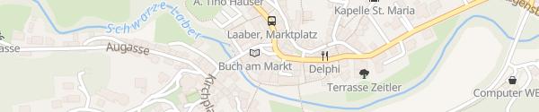 Karte Marktplatz Laaber