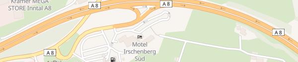 Karte Irschenberg Süd Irschenberg