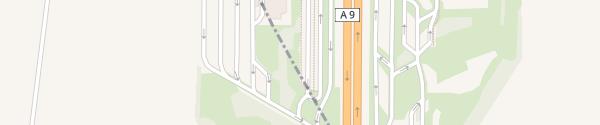 Karte Osterfeld West Stößen