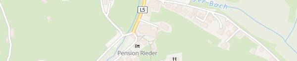 Karte Destination Charger Kinderhotel Galtenberg Alpbach