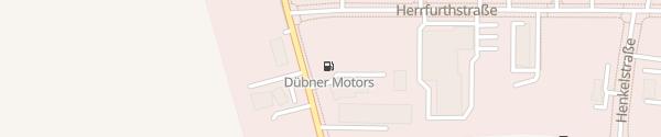 Karte Auto Center Dübner Merseburg