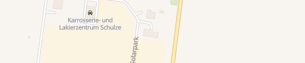 Karte Autohaus Fröhlich Tagewerben