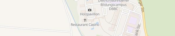 Karte B&O Parkhotel Mietraching