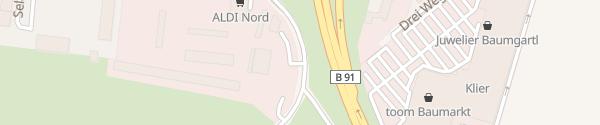 Karte Gerth-Mobile Weißenfels