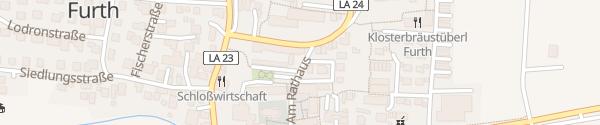 Karte SoLaR Furth