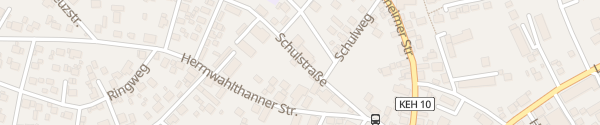 Karte Schulstraße Langquaid