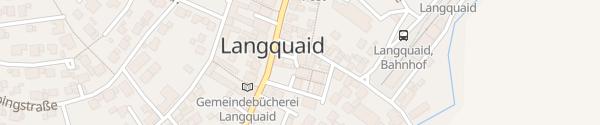 Karte Marktplatz Langquaid