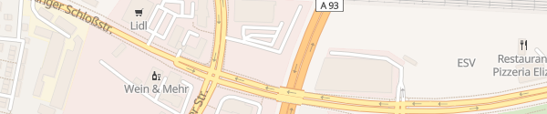 Karte Autohaus Kraus Regensburg