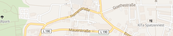 Karte Altmarkt Hohenmölsen
