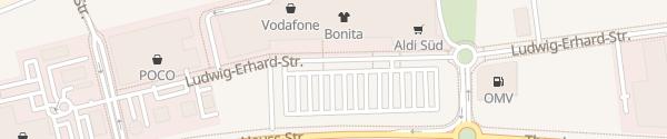 Karte Landshut-Park Landshut