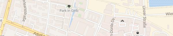 Karte Marinaforum Regensburg