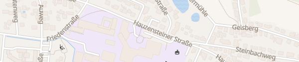 Karte Parkplatz Realschule Regenstauf