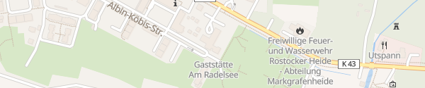 Karte Hotel Godewind Rostock