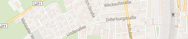 Karte Altenwohnheim Kufstein