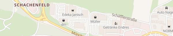 Karte Euronics Haag in Oberbayern