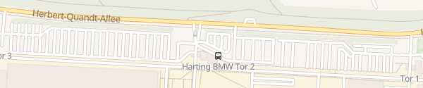 Karte BMW Werk Regensburg