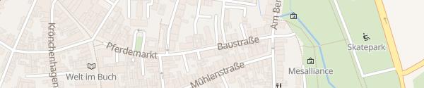 Karte Ringhotel Altstadt garni Güstrow