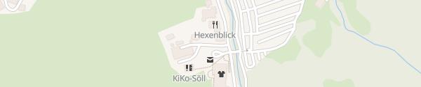 Karte Hexenalm Söll