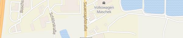 Karte Autohaus Hofstetter Nabburg