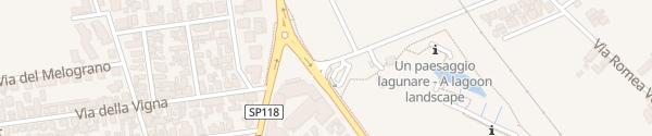 Karte Enel Drive Säule Ravenna