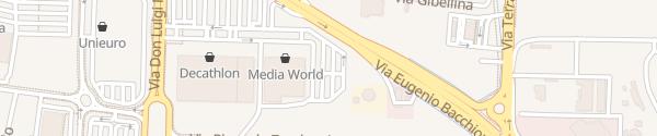 Karte Media World Venezia