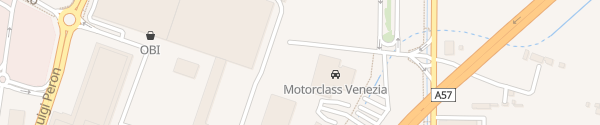 Karte BW Quid Hotel Venice Airport Mestre