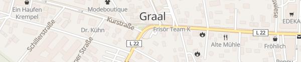 Karte Touristinformation Graal-Müritz