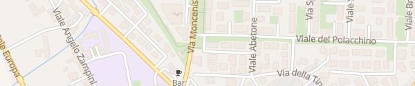 Karte Enel Drive Säule Città di Castello