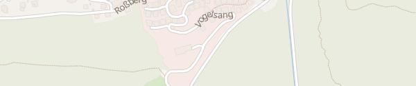 Karte Nationalpark Chalets Neukirchen am Großvenediger