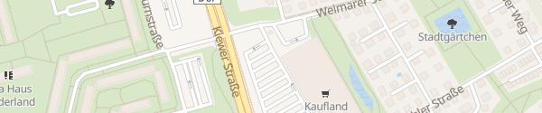 Karte Kaufland Leipzig-Schönau Leipzig