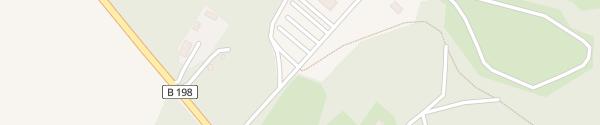 Karte Hotel VILA VITA Ganzlin
