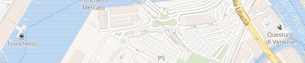 Karte Eneldrive Venezia