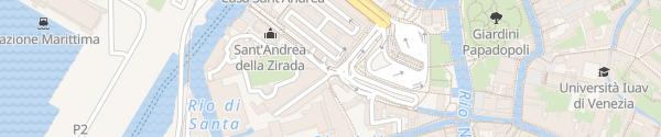 Karte Garage San Marco Venezia Venezia