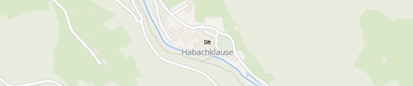 Karte Baby- und Kinderhotel Habachklause Bramberg am Wildkogel