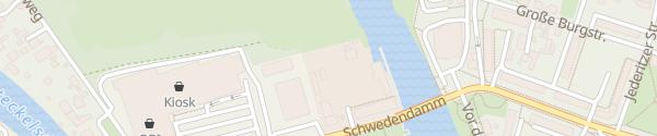 Karte Optikpark Rathenow