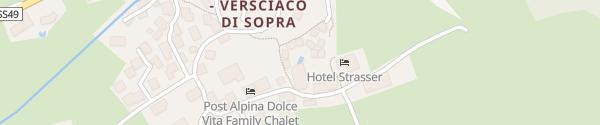 Karte Post Alpina Versciaco