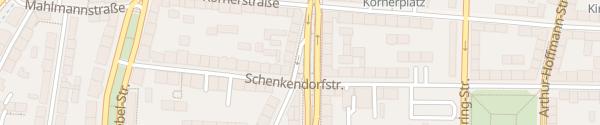 Karte Südplatz Leipzig