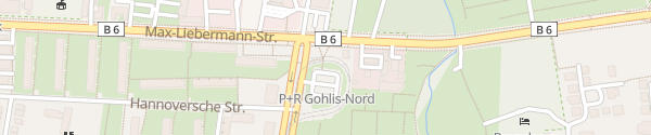 Karte Gohlis Nord Leipzig
