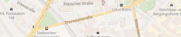Karte Auto Schneider Leipzig