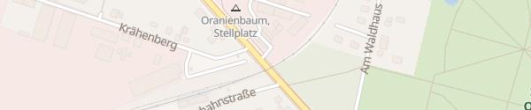 Karte Q1 Tankstelle Oranienbaum-Wörlitz