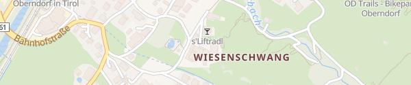 Karte Hotel-Restaurant Penzinghof Oberndorf in Tirol
