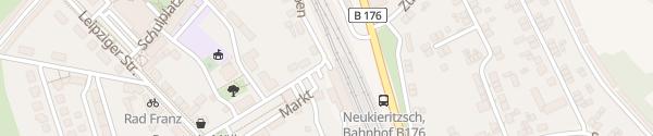 Karte Marktplatz Neukieritzsch